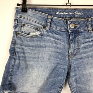 American Eagle Outfitters Jean Cutoff Shorts